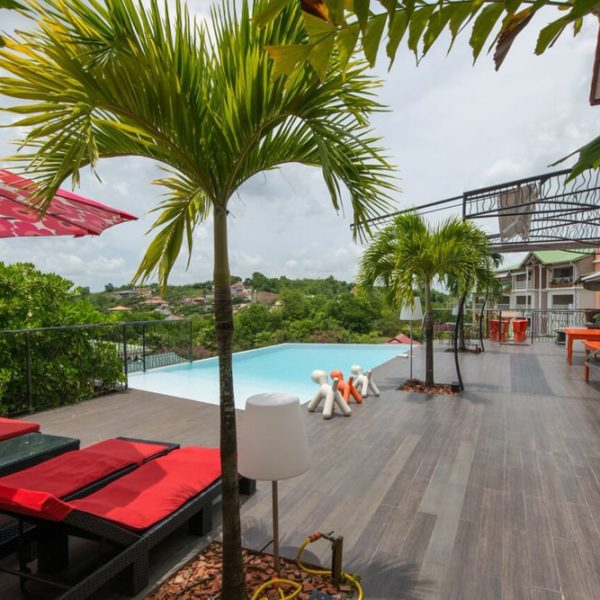 Galerie La Suite Villa, Martinique
